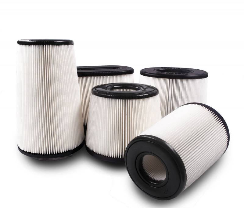 SB Universal Air Filter 5 Flange 8 Base 56 Top 9 Height