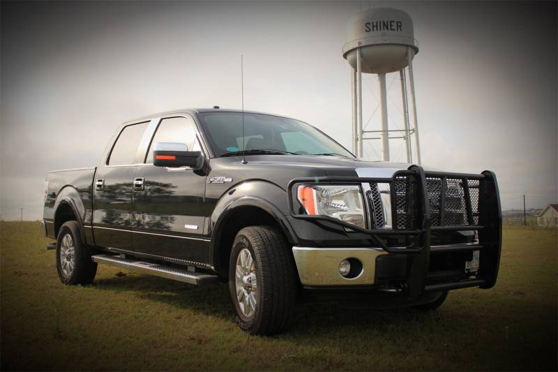 Fuel Truck Wheels >> Ranch Hand Legend Grille Guard, Ford (2009-13) F-150 (4x2 ...