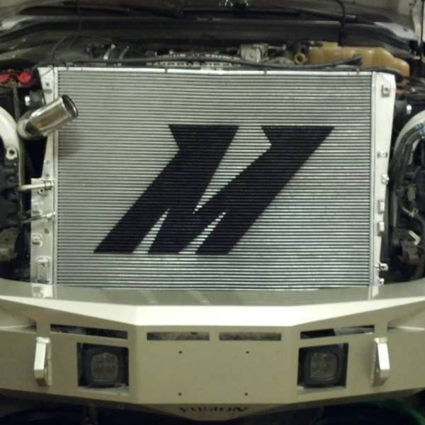 High Performance Tires >> Mishimoto Aluminum Radiator, Ford (2008-10) 6.4L Power ...