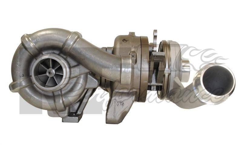 Diesel Exhaust Systems >> BD Diesel Turbo Kit, Ford (2008-10) 6.4L Power Stroke ...