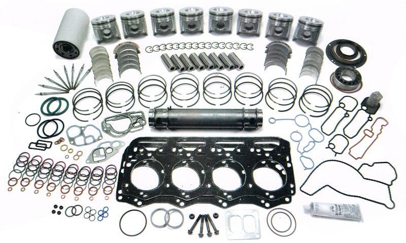 Ford Motorcraft Overhaul Kit, Ford (1994-03) 7.3L Power ...
