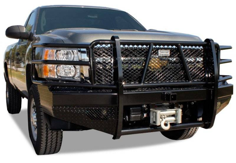Patriot Tires Reviews >> Ranch Hand Sport Front Winch Bumper, Chevy (2007.5-10