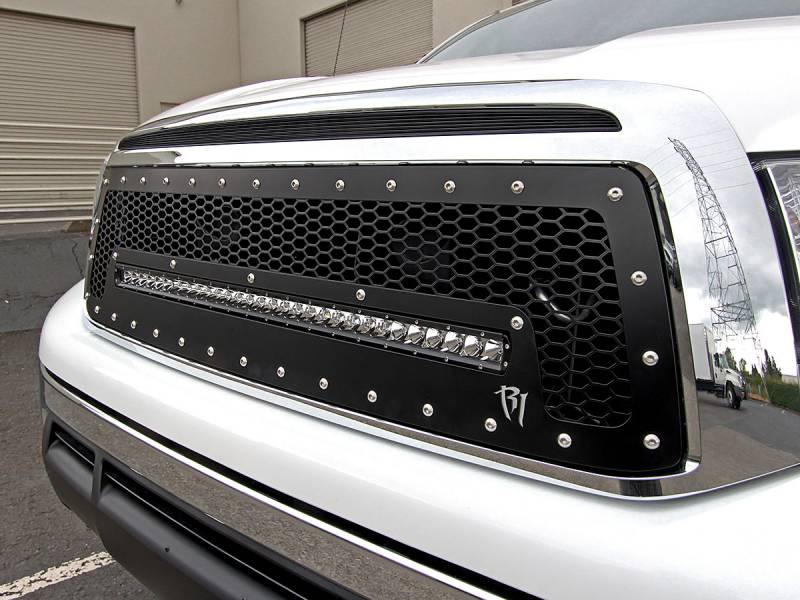 "Toyota Tacoma Limited >> Rigid Industries LED Grille, Toyota (2010-13) Tundra (30"" SR-Series)"