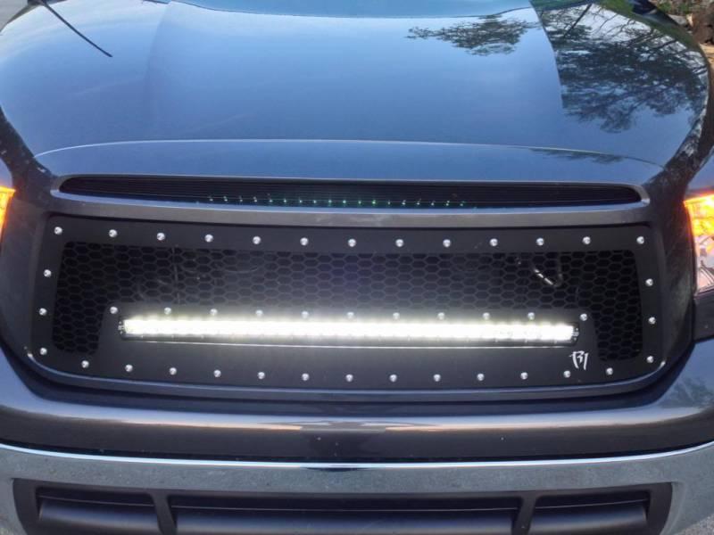 Rigid Industries Led Grille Toyota 2010 13 Tundra 30