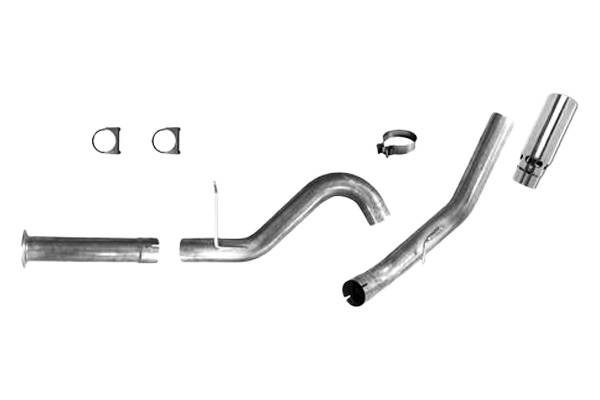 diamond eye 5 u0026quot  d p f  back exhaust  chevy  gmc  2011