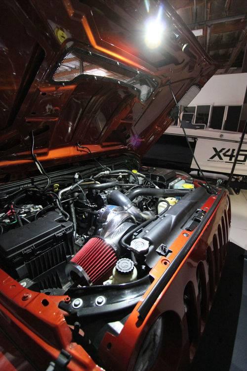Ripp Supercharger Kit Jeep 2007 11 Wrangler Jk 3 8 V6
