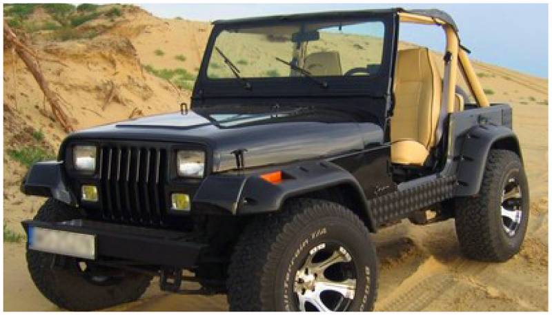 Bushwacker Fender Flares,Jeep (1987-95) Wrangler Set of 4 ... | 800 x 457 jpeg 50kB