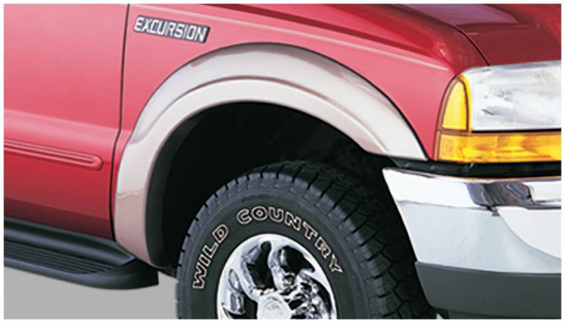 Truck Exhaust Kits >> Bushwacker Fender Flares,Ford (2000-05) Excursion Set of 4 ...