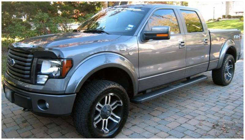 Bushwacker Fender FlaresFord 2009 14 F 150 Set Of 4Extend A