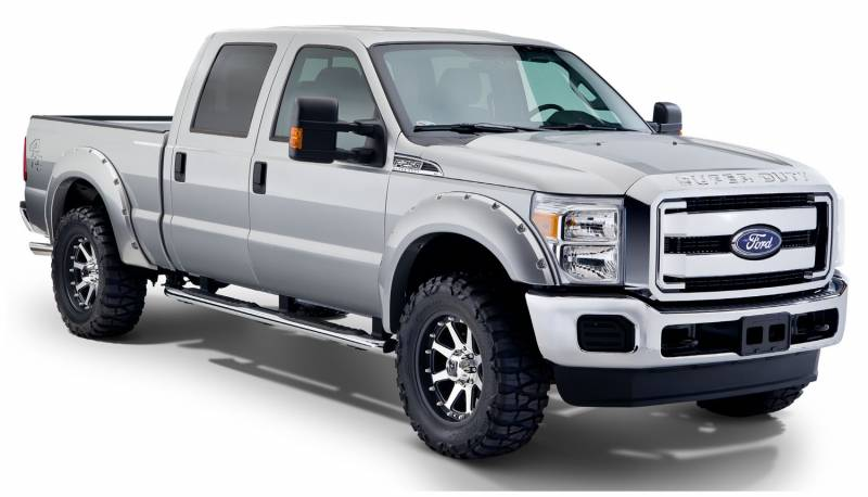 fender ford flares bushwacker flare pocket