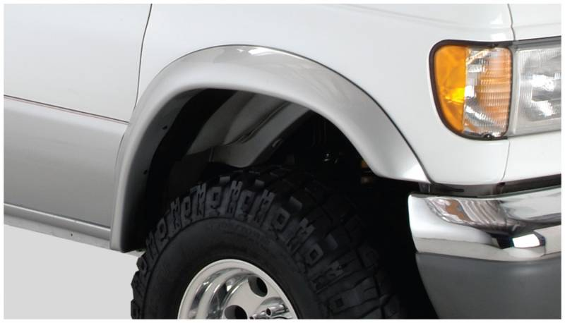 Ford Super Duty >> Bushwacker Fender Flares,Ford (1992-13) E-150/E-250/E-350 (2000-13) E-450/E-550/E Super Duty ...