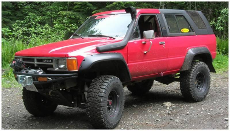 Bushwacker Fender Flares Toyota 1984 88 Pickup 1984 89