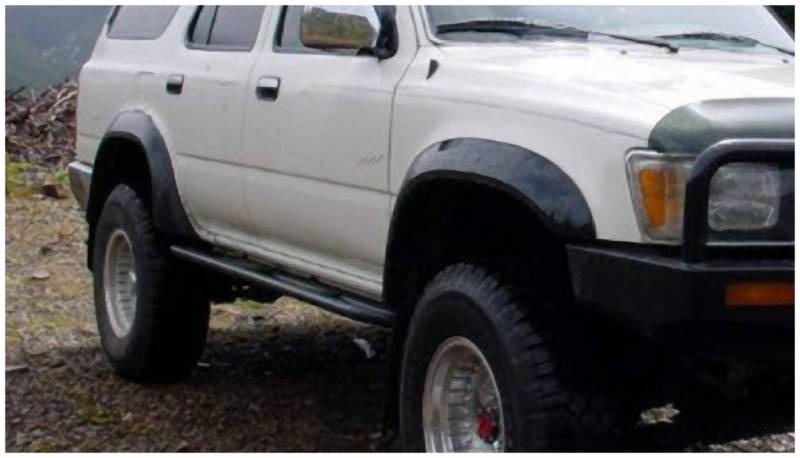 4Runner Off Road >> Bushwacker Fender Flares,Toyota (1990-95) 4Runner Set of 4 ...