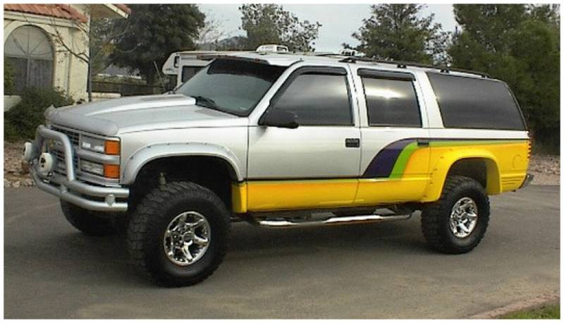 Jeep Wheels And Tires >> Bushwacker Fender Flares,Chevy/GMC (1988-99) 1500 (1988-00) 2500 (1992-99) 3500/Suburban/Blazer ...