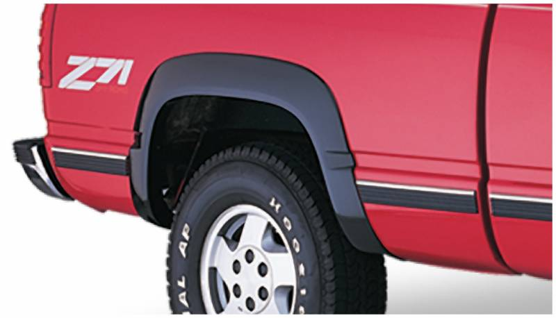 Bushwacker Fender Flares,Chevy/GMC (1988-00) 1500/2500 ...
