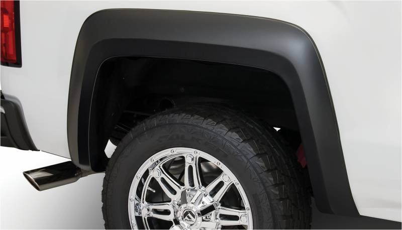 Truck Exhaust Systems >> Bushwacker Fender Flares,GMC (2014) 1500 (2015) 2500/3500 ...