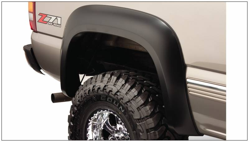 Bushwacker Fender Flares Chevy    Gmc  1999 2500  2001