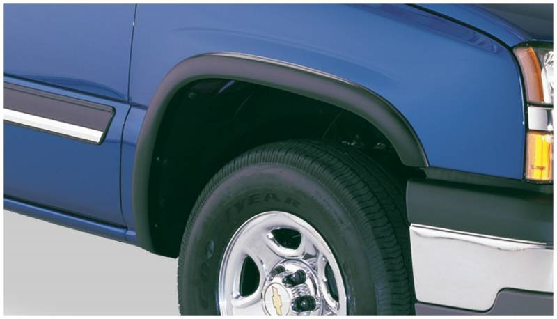 Performance Exhaust Systems >> Bushwacker Fender Flares, Chevy/GMC (2003-07) 1500/2500/3500 Set of 4 (Street Flare)