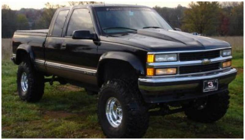 Silverado 2008 For Sale >> Bushwacker Fender Flares,Chevy / GMC (1988-99) 1500 (1988-00) 2500/3500 (1992-99) Yukon/Suburban ...