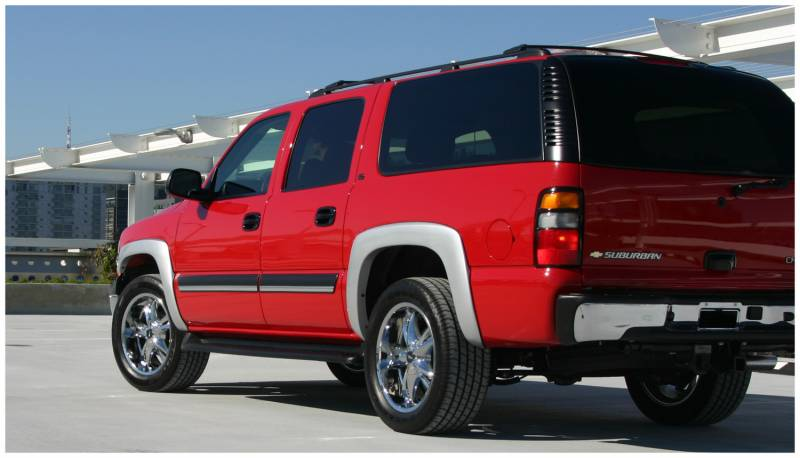 Heavy Duty Trucks >> Bushwacker Fender Flares,Chevy/GMC (2000-06) Suburban (2003-06) Yukon Set of 4(OE Style)