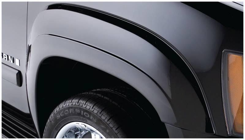 Fuel Jeep Wheels >> Bushwacker Fender Flares,Chevy (2007-13) 1500/2500