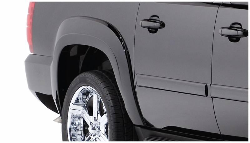 Truck Wheels And Tires >> Bushwacker Fender Flares,Chevy (2007-13) 1500/2500 ...
