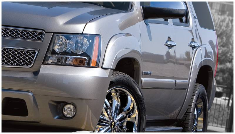 Fuel Truck Wheels >> Bushwacker Fender Flares,Chevy (2007-14) Tahoe Set of 4(OE ...