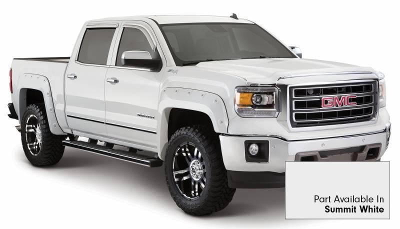 Gmc Sierra Trucks For Sale >> Bushwacker Fender Flares, GMC Boss (2014-15) 1500 Fender ...