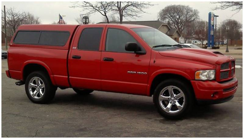 F on 99 Dodge Ram 1500 Sport