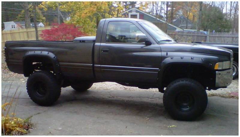 2001 Dodge Ram 3500 For Sale >> Bushwacker Fender Flares,Dodge (1994-01) 1500 (1994-02 ...