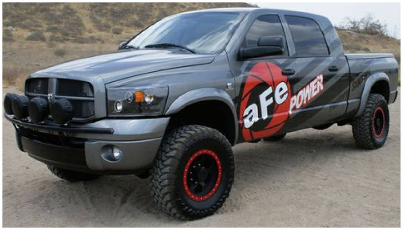 2012 Dodge Ram 1500 >> Bushwacker Fender Flares,Dodge (2006-08) 1500 (2006-09) 2500/3500 Set of 4(Extend-A-Fender Flare)