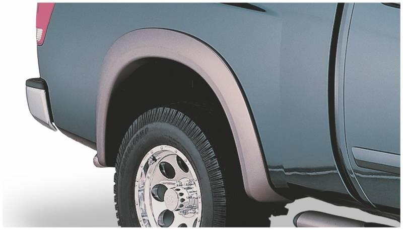 Truck Fender Flares >> Bushwacker Fender Flares,Nissan (2004-14) Titan Set of 4(Extend-A-Fender Flare)