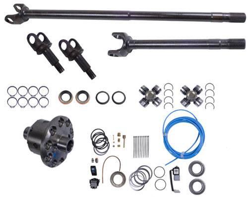 alloy usa axle shaft kit and arb locker  1982