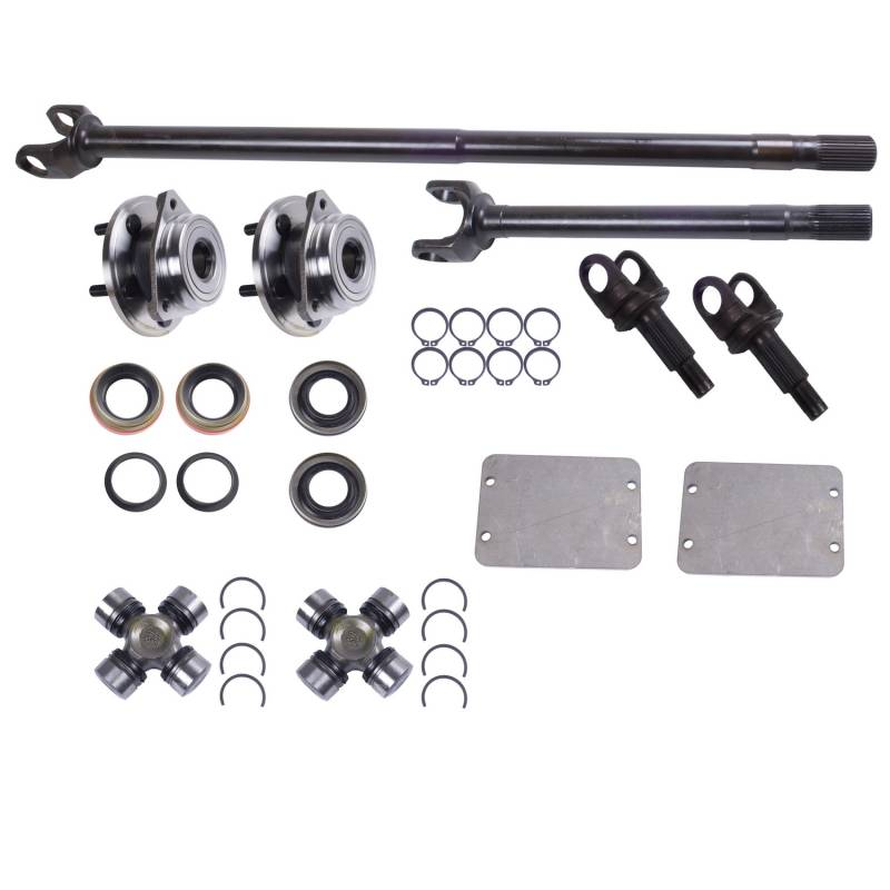 Alloy USA Axle Shaft Kit 1984 95 Jeep Cherokee XJ