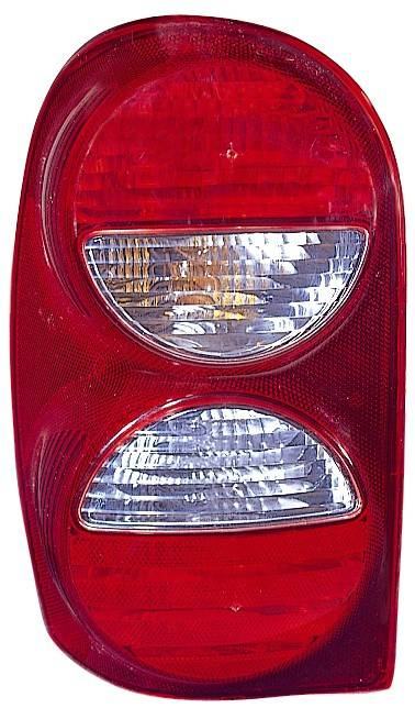 Omix Ada Right Tail Light Without Air Dam 05 07 Jeep Liberty