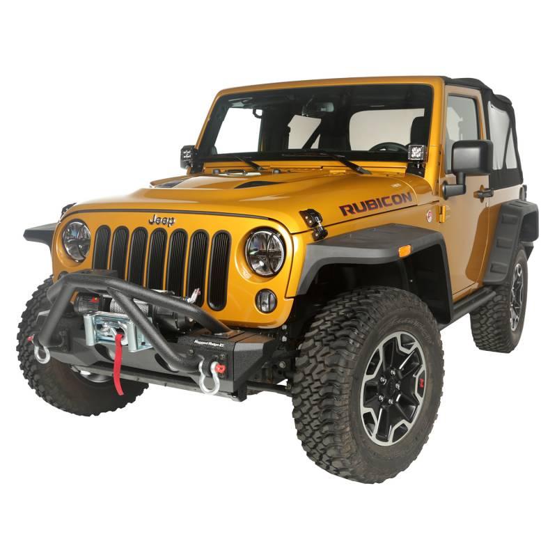 rugged ridge boulder package 2007 15 jeep wrangler jk. Black Bedroom Furniture Sets. Home Design Ideas