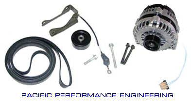 Alternators - Alternator Components
