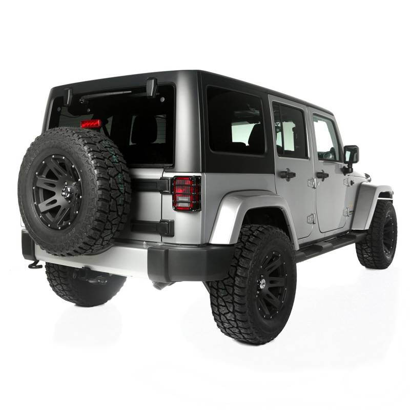 rugged ridge granite package 2013 15 jeep wrangler jk. Black Bedroom Furniture Sets. Home Design Ideas