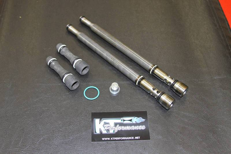 Transmission Valve Body >> Updated High Pressure Oil Stand Pipe & Dummy Rail Plug Kit, Ford (2004-07) 6.0L Power Stroke