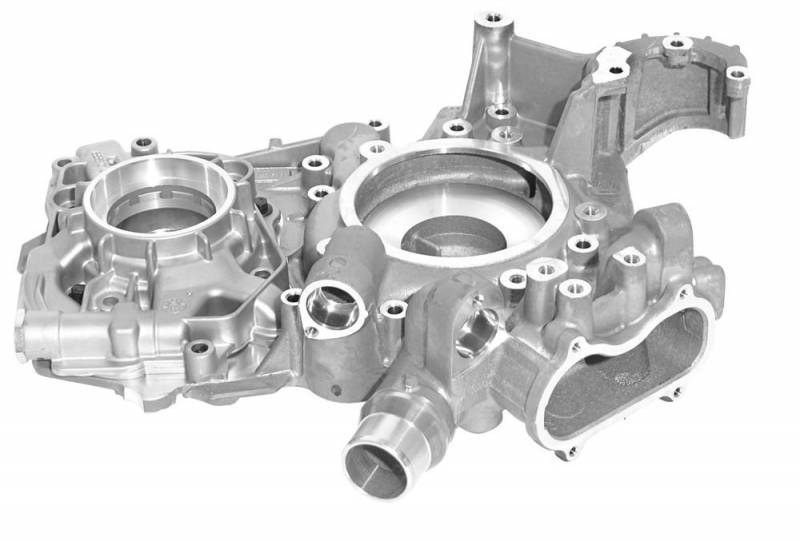 Ford Motorcraft CamshaftTiming Front Cover  Ford  200810