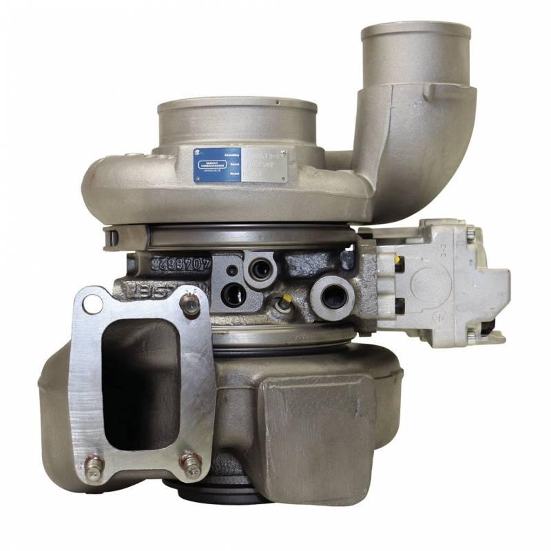 Precision Turbo Cummins: BD Diesel Turbo, Dodge (2007.5-16) 6.7L Cummins (re