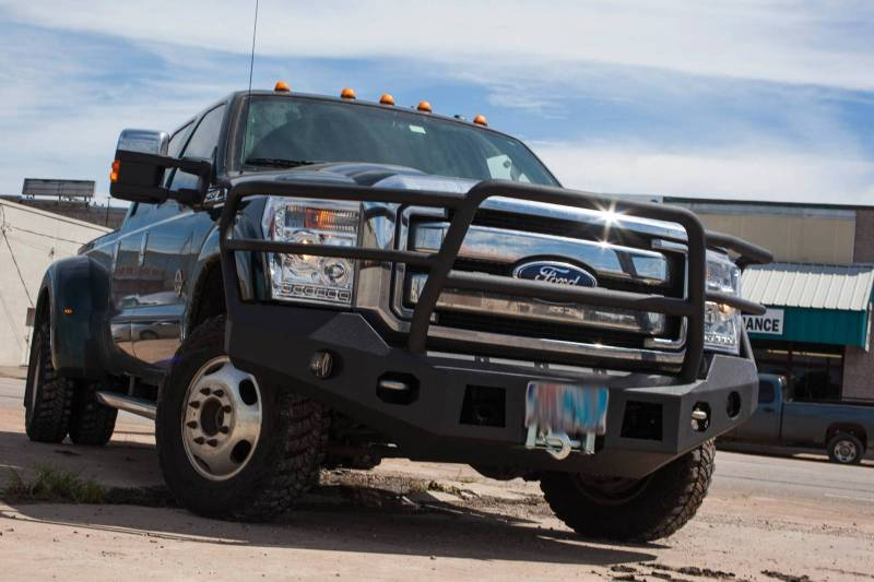 Tough Country Standard Evolution Front Bumper Ford 2015