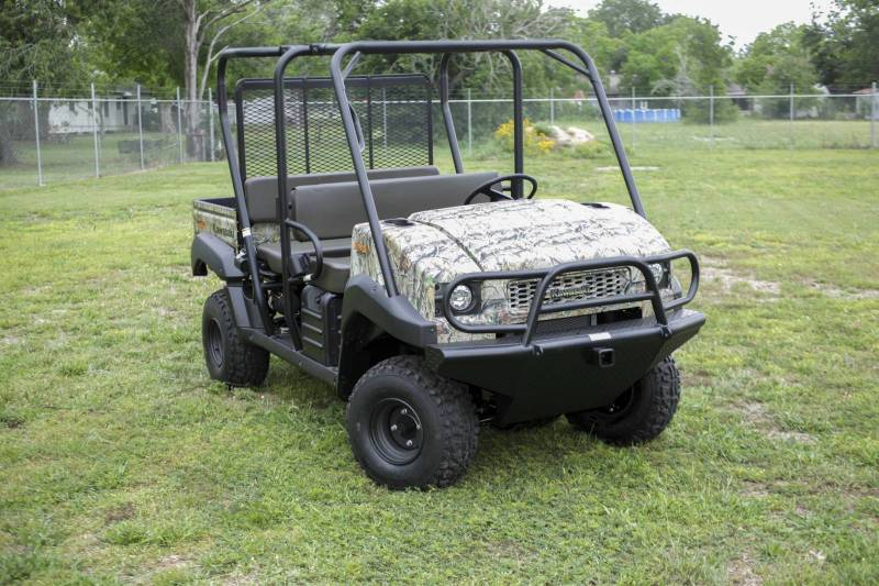 Tough Country Utv Front Bumper Kawasaki 2006 17 Mule 4010