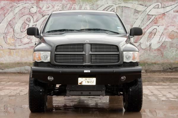 Ram 1500 Exhaust >> Tough Country Custom Apache Front Bumper, Dodge (2006-09) 1500 Mega Cab, 2500, & 3500