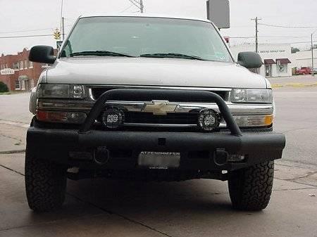 High Sierra Grill >> Tough Country Custom Apache Front Bumper, GMC (1999-02) 1500 Sierra & (99-06) 1500 Suburban/Tahoe