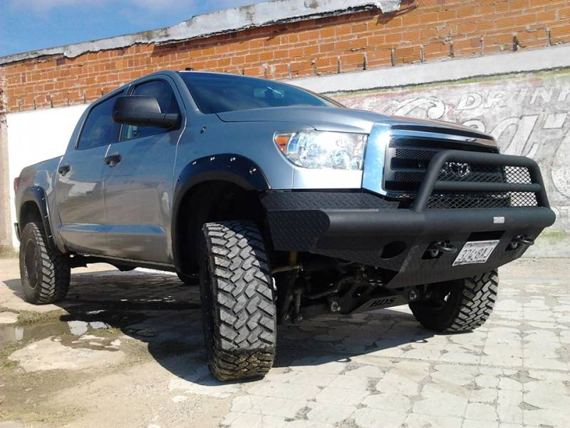 Tough Country Custom Apache Front Bumper Toyota 2007 13