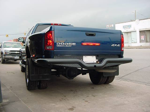 Tough Country Custom Dually Deluxe Rear Dodge 2003 09