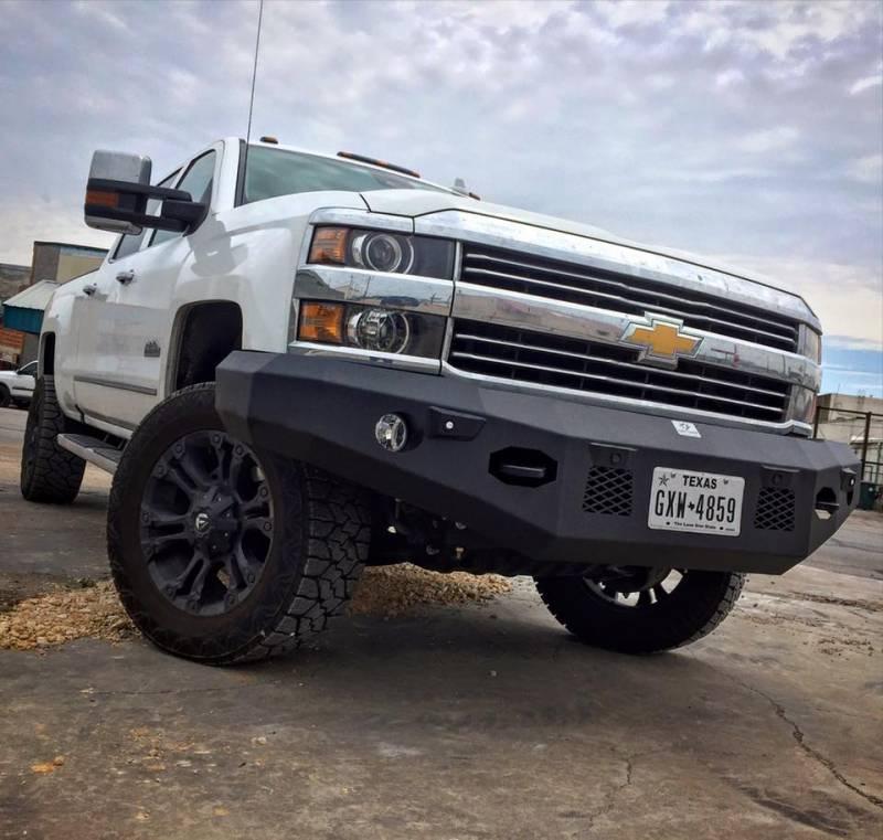 Tough Country Custom Evolution Front Bumper No Top