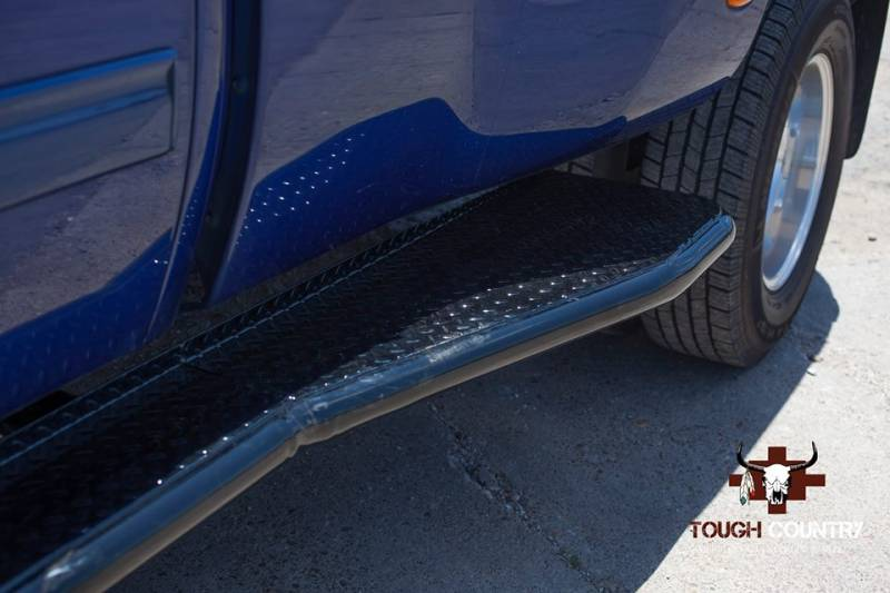 Tough Country Deluxe Full Length Dually Running Boards ...