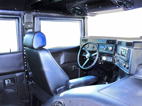 Humvee Parts Humvee Interior Kits